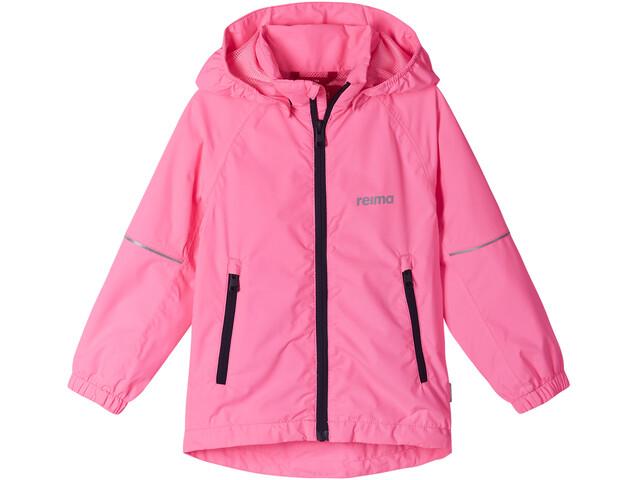 Reima Fiskare Jacket Kids, neon pink